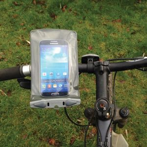 Aquapac Small Bike-Mounted Waterproof Phone Case - 6