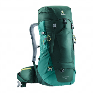 Deuter Futura Pro 36 Hiking Bag - Forest Alpinegreen
