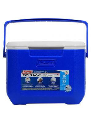 Cooler 16QT/15 ltr Cooler Blue