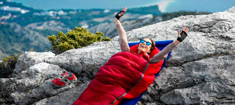 Key Factors to consider while Choosing a Sleeping Bag