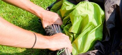 GUIDE TO TENTS CARE & MAINTENANCE