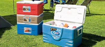 CARE AND CLEANING OF COLEMAN COOLERS