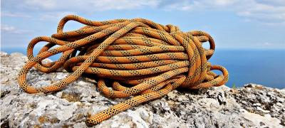 GET TO KNOW ABOUT CLIMBING ROPES